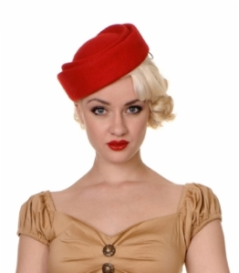 hat vanessa red